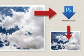 How to Create and Use Photoshop Droplets