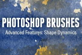 Photoshop Brushes Advanced Features: Shape Dynamics