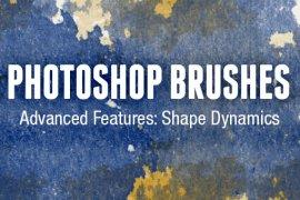 Photoshop Brushes Advanced Features: Shape Dynamics