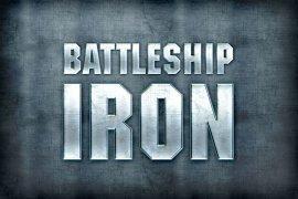 Battleship Iron Photoshop Style