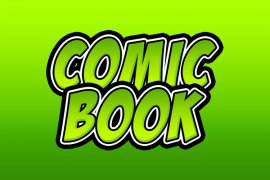 Comic Book Photoshop Style 2