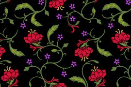Floral Pattern 003