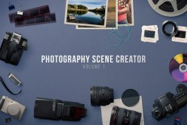 Photography Scene Creator Volume 1