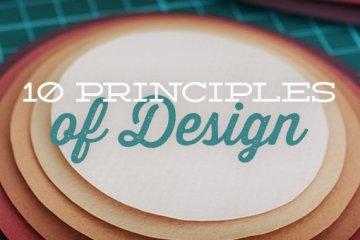 Creative Inspiration: 10 Principles of Design
