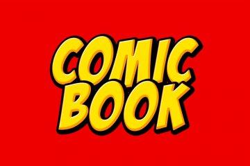 Comic Book Photoshop Style 1