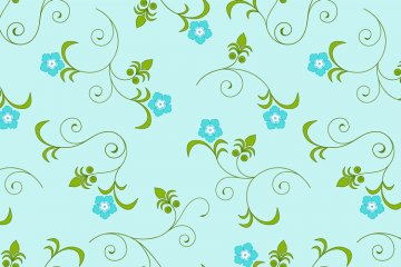 Floral Pattern 005