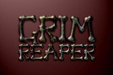 Grim Reaper Photoshop Style