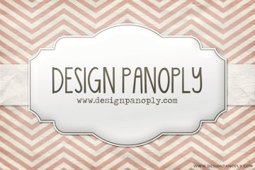 Realistic Patterned Vintage Card and Ribbon Project Files