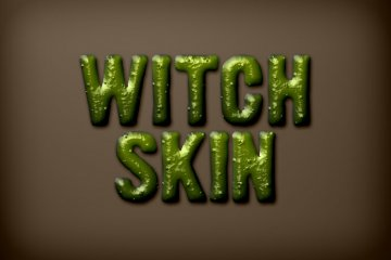 Witches Skin Photoshop Style