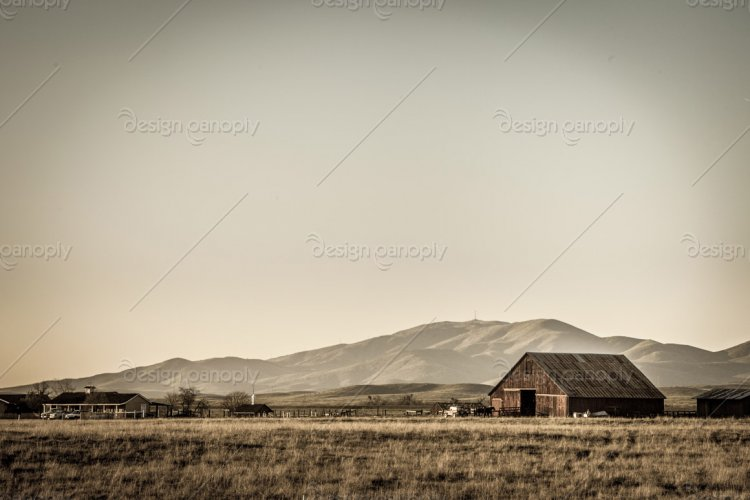 Barn and Ranch
