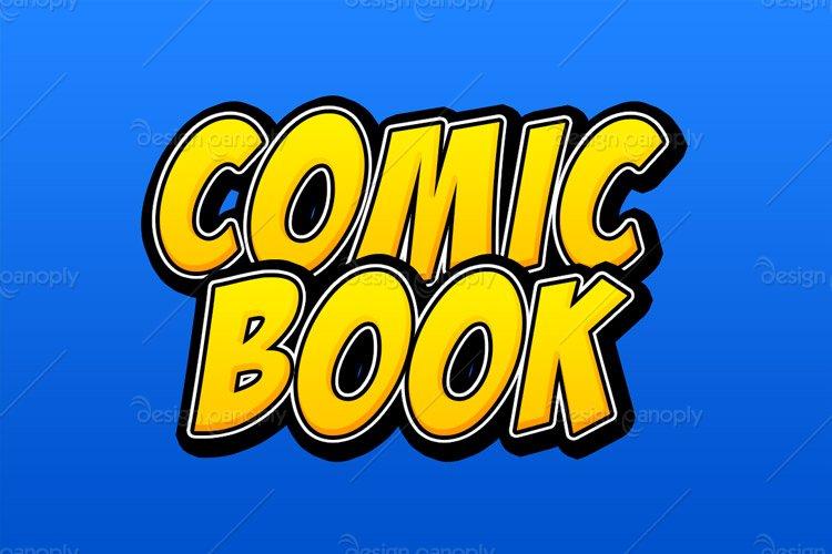 Comic Book Photoshop Style 3