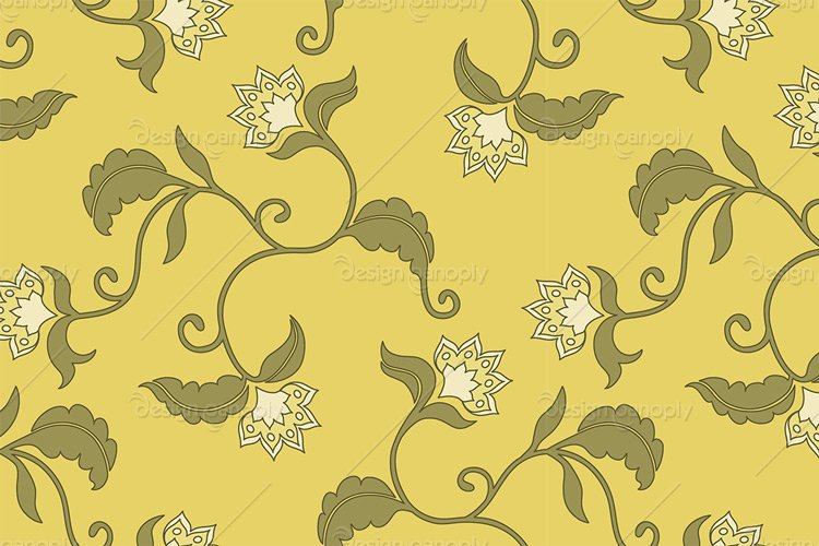 Floral Pattern 006