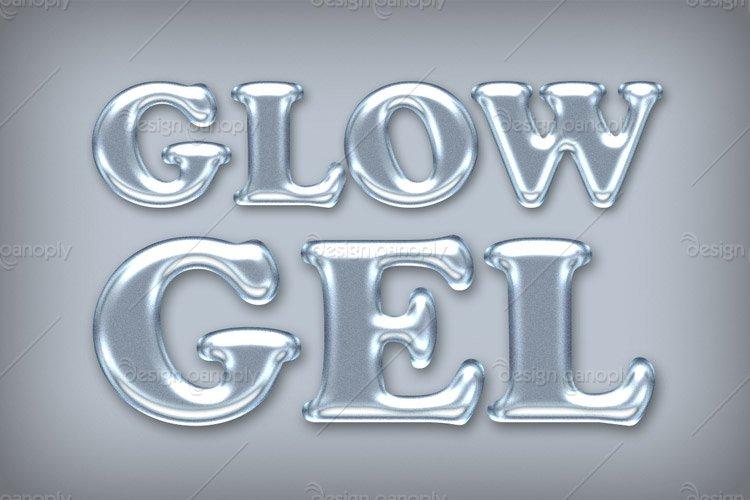 Flourescent Gel Photoshop Style