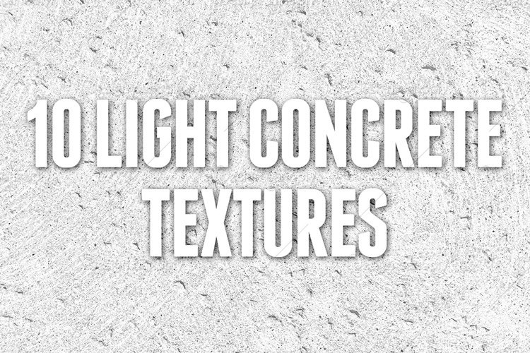 Light Concrete Textures Pack 1