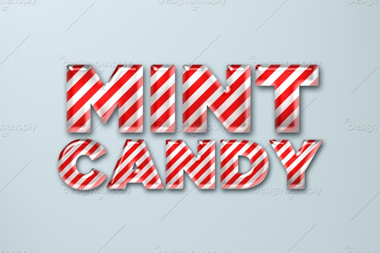 Mint Candy Photoshop Style 1