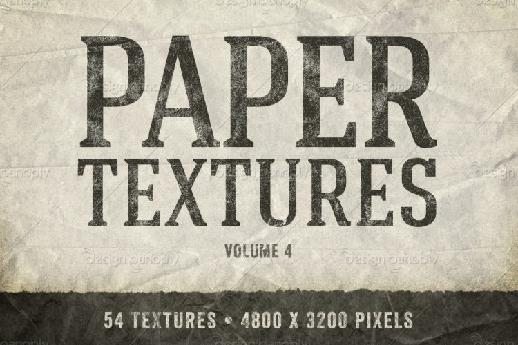 Paper Textures Pack Volume 4