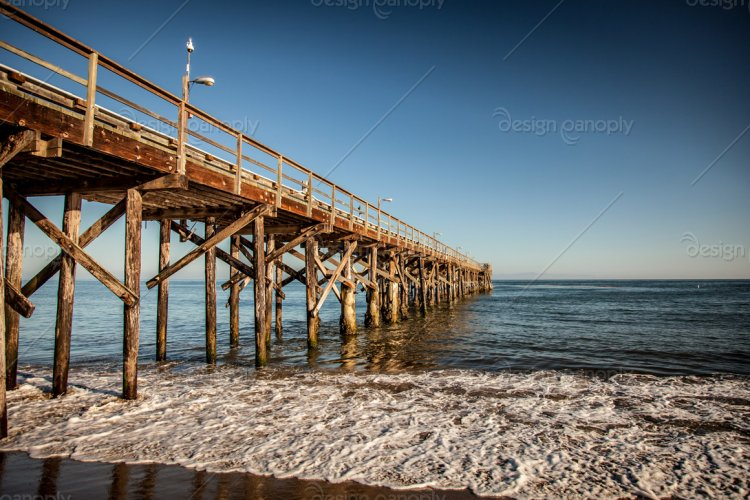 Pier on the Beach