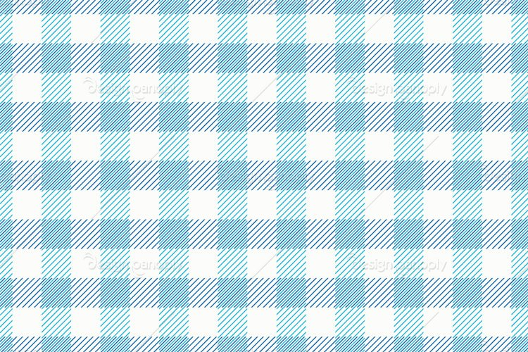 Plaid Pattern 001