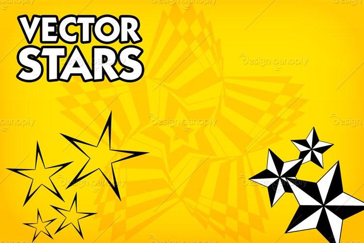 Vector Stars Pack