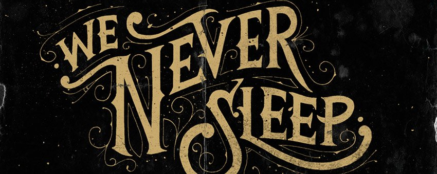 Creative Inspiration: Hand Lettering by Tobias Saul