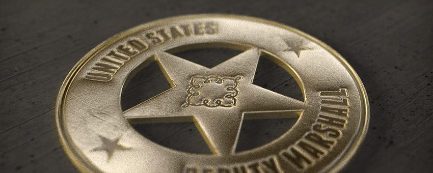 Create a Realistic 3D Old Western Badge in Illustrator and Photoshop CS6